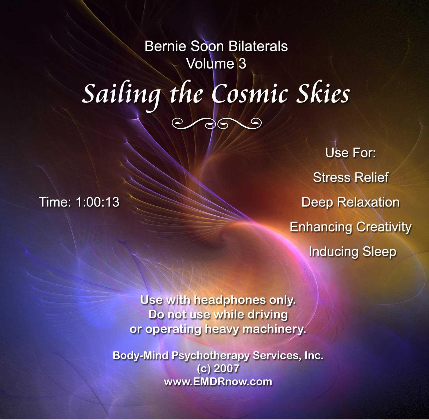 EMDR Bilateral CD Vol 3 Sailing the Cosmic Skies